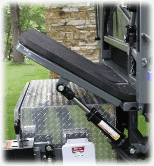 Hyd Neck Bender for Hoof Trimming Truck