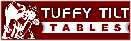 Tuffy Tilt Tables Logo - Hoof Trimming Chutes